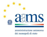 il logo dell'aams