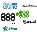 i brands dei casino