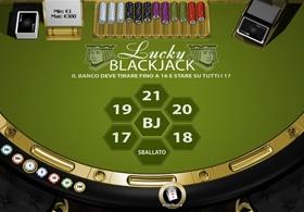 blackjack lucky aams