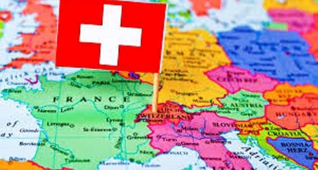 Svizzera mappina