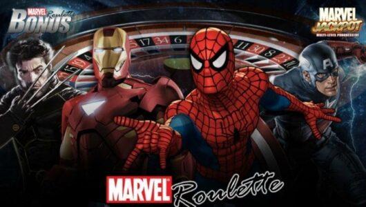 Roulette Marvel