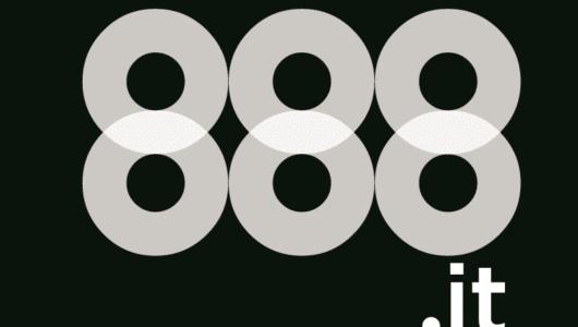 logo classico di 888