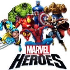gli eroi marvel