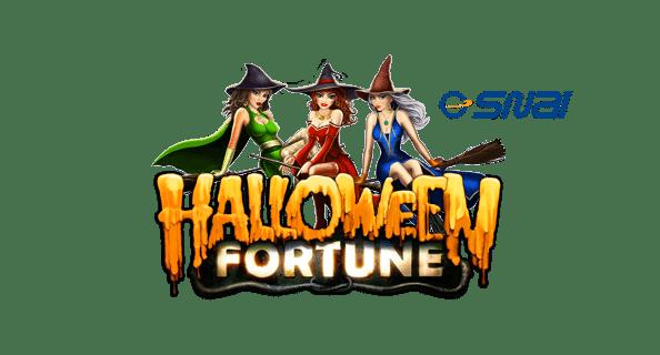 holloween fortune logo