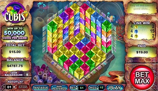 slot machine online cubis