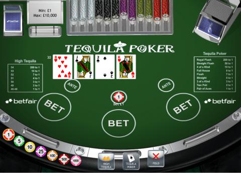 screenshot tequila poker