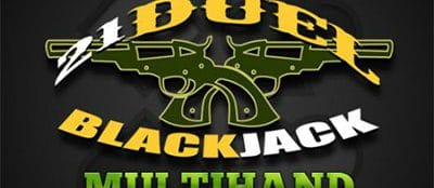 logo del duello a blackjack