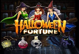 la slot halloween fortune