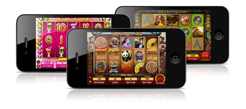slot machine iphone