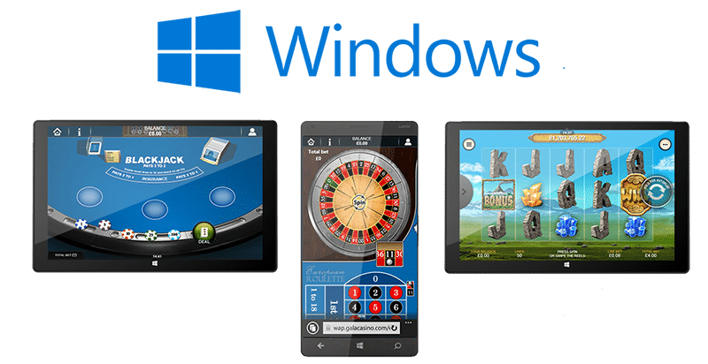 esempio windows mobile