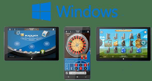 esempio windows mobile