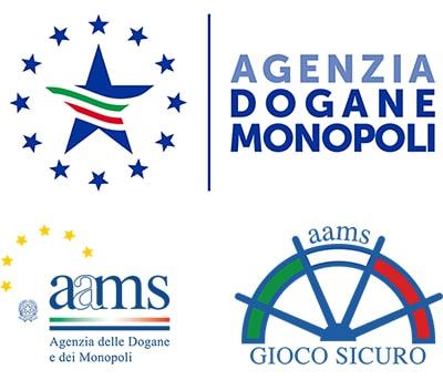 loghi adm aams per i casino online sicuri