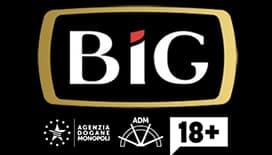 Il logo di Big Casino - Best in Game