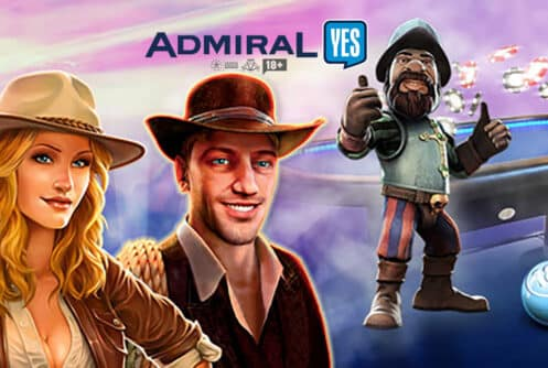 recensione admiral yes