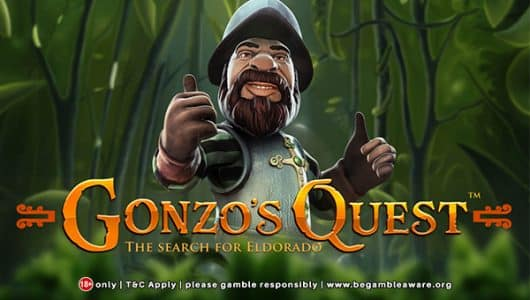Gonzo Quest Logo