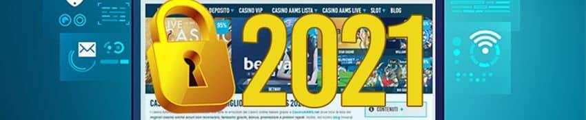 Casino Online Sicuri 2021