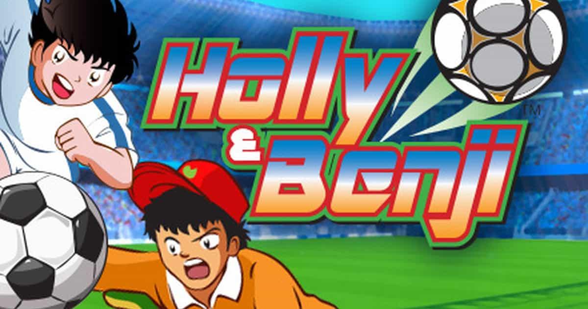 holly e benji logo