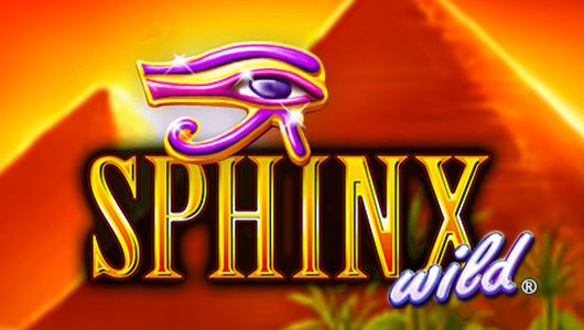 nuovo logo slot machine sphinx