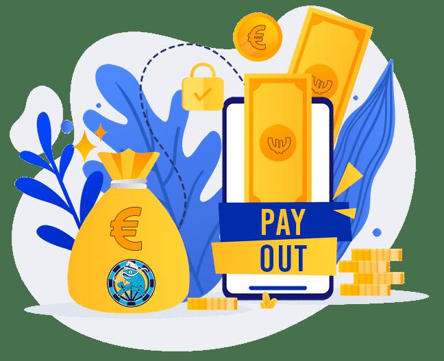 payout casino amms