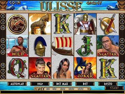 ulisse slot screenshot