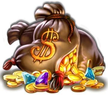 Piggy Riches gioco bonus slot salvadanaio