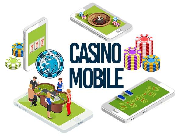 I casino mobile sono i preferiti tra i giocatori dei casinò online aams.