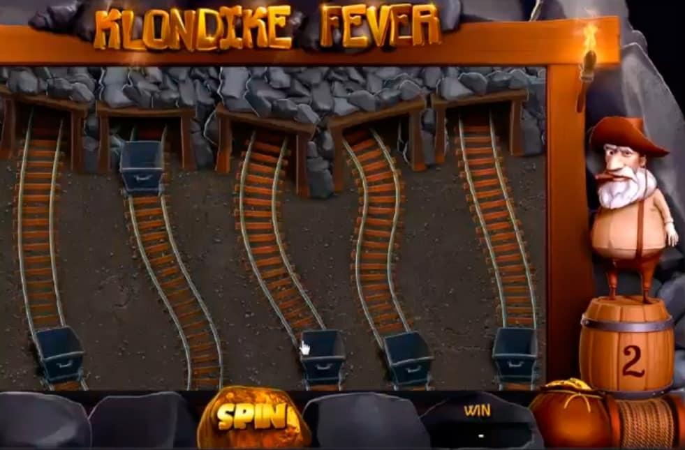 gioco bonus slot miniera