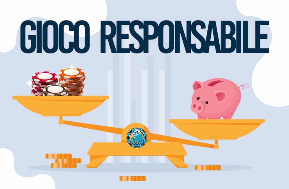 Casinoaams.net promuove il gioco responsabile su tutti i casino online aams