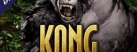 logo slot king kong
