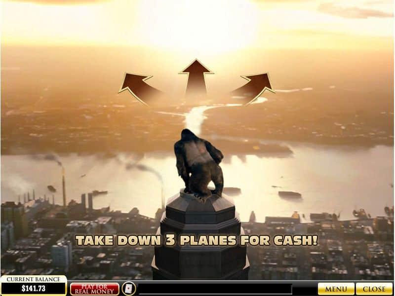 slot king kong playtech gioco bonus