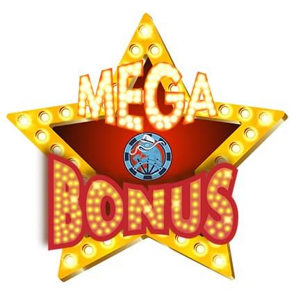 Mega bonus casino aams