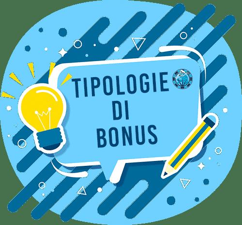 tipologie di bonus