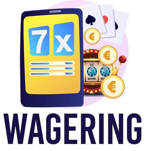 wagering casino online aams