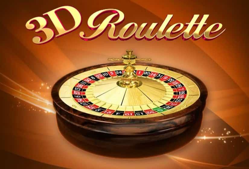 roulette online 3d