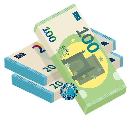 bonus in euro