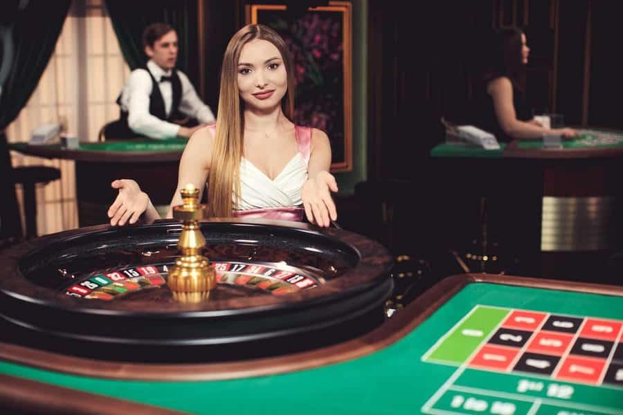 roulette online live